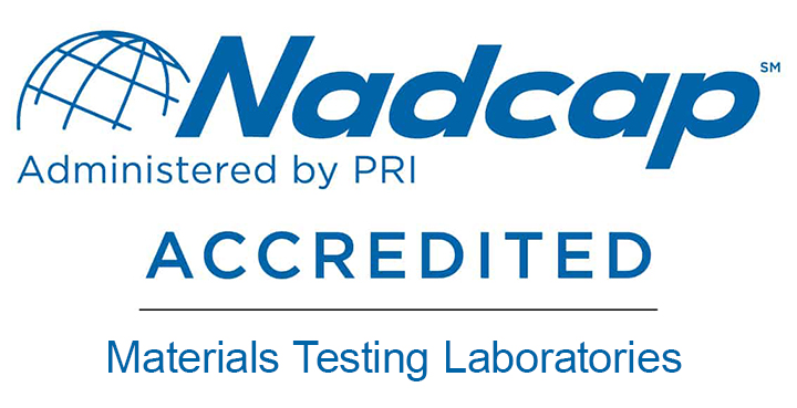 Our Full Service Metal Testing Laboratory Is Nadcap Accredited